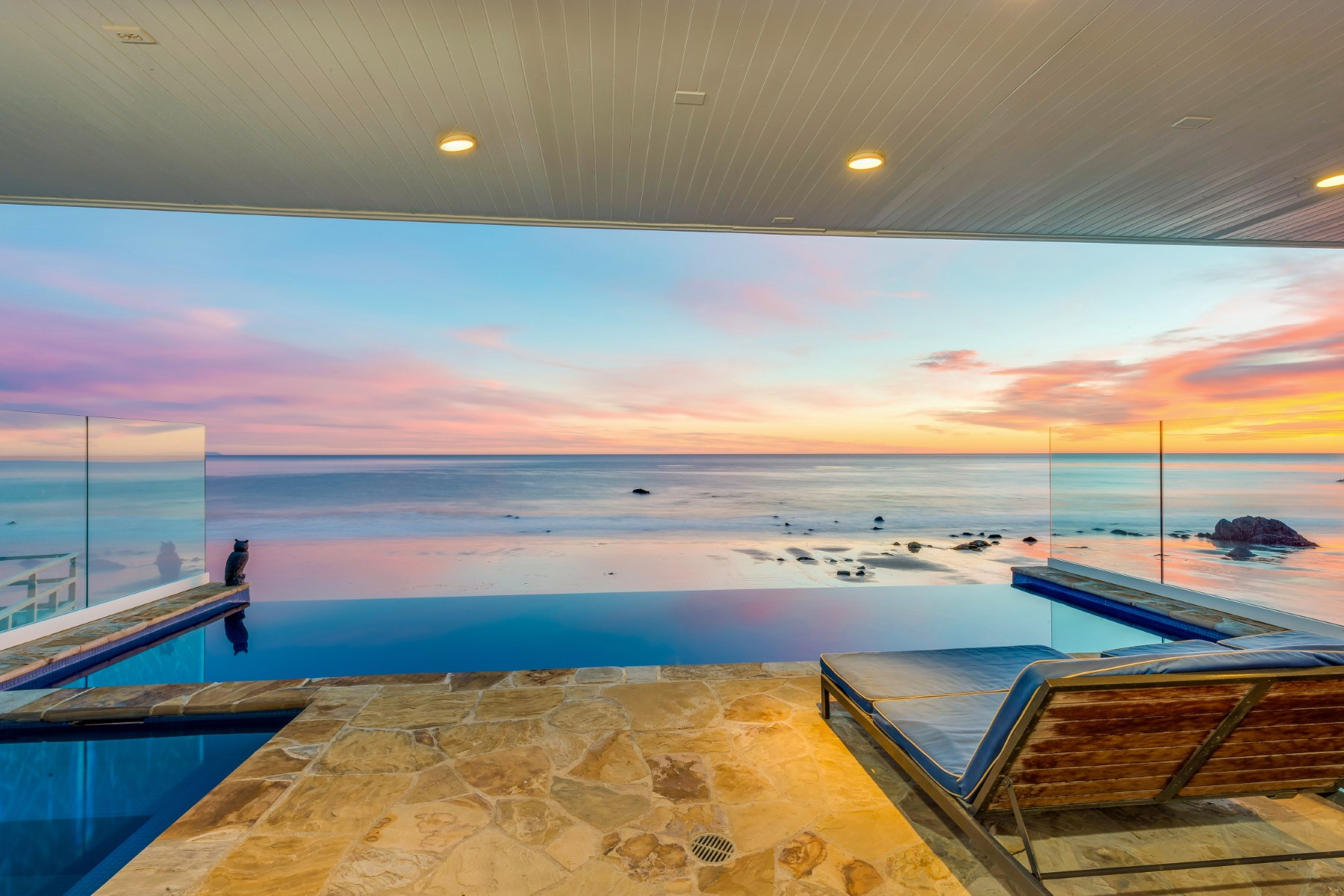 Single Family Home for Sale at Malibu Broad Beach Experience 31412 Broad Beach Road Malibu, California 90265 United States
