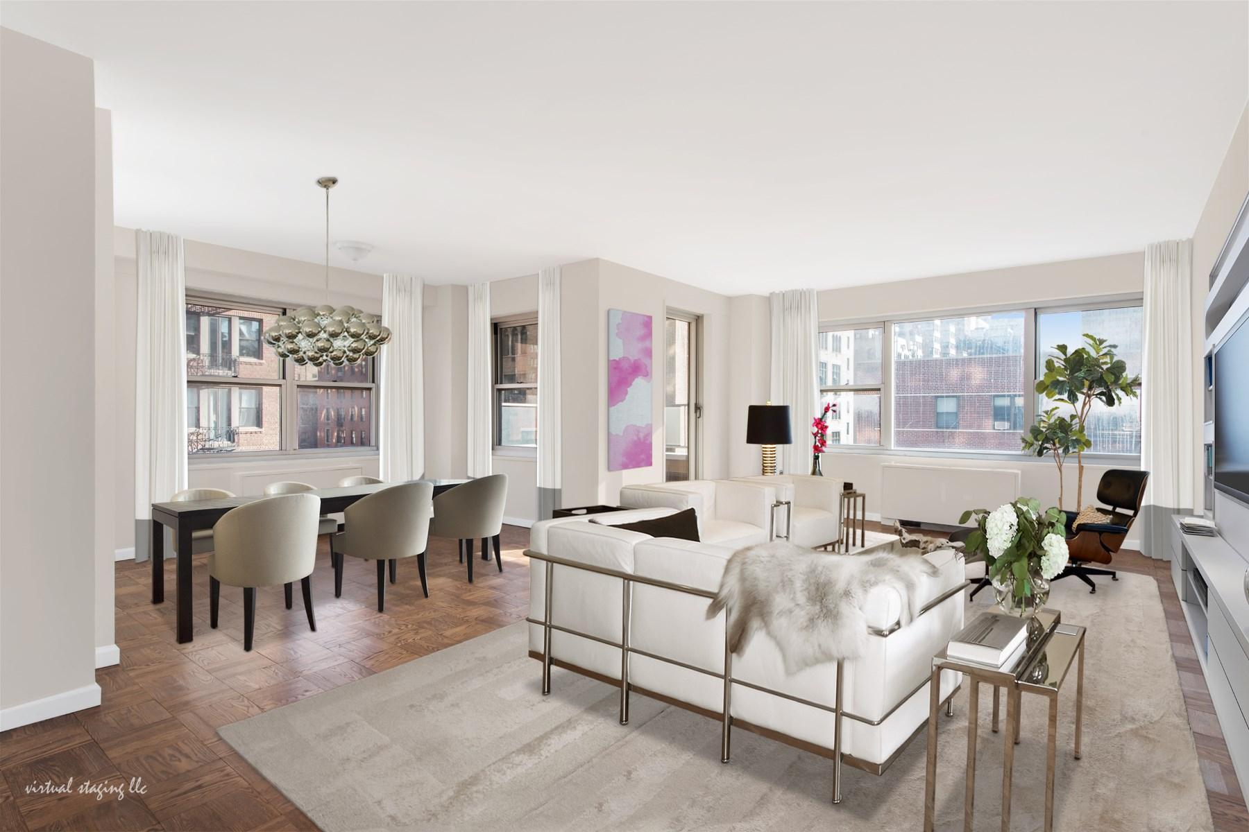 共有公寓 為 出售 在 20 East 9th Street, 7C 20 East 9th Street Apt 7C New York, 紐約州, 10003 美國