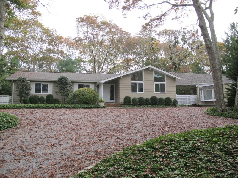 Single Family Home for Rent at East Hampton South Of The Highway East Hampton, New York 11937 United States