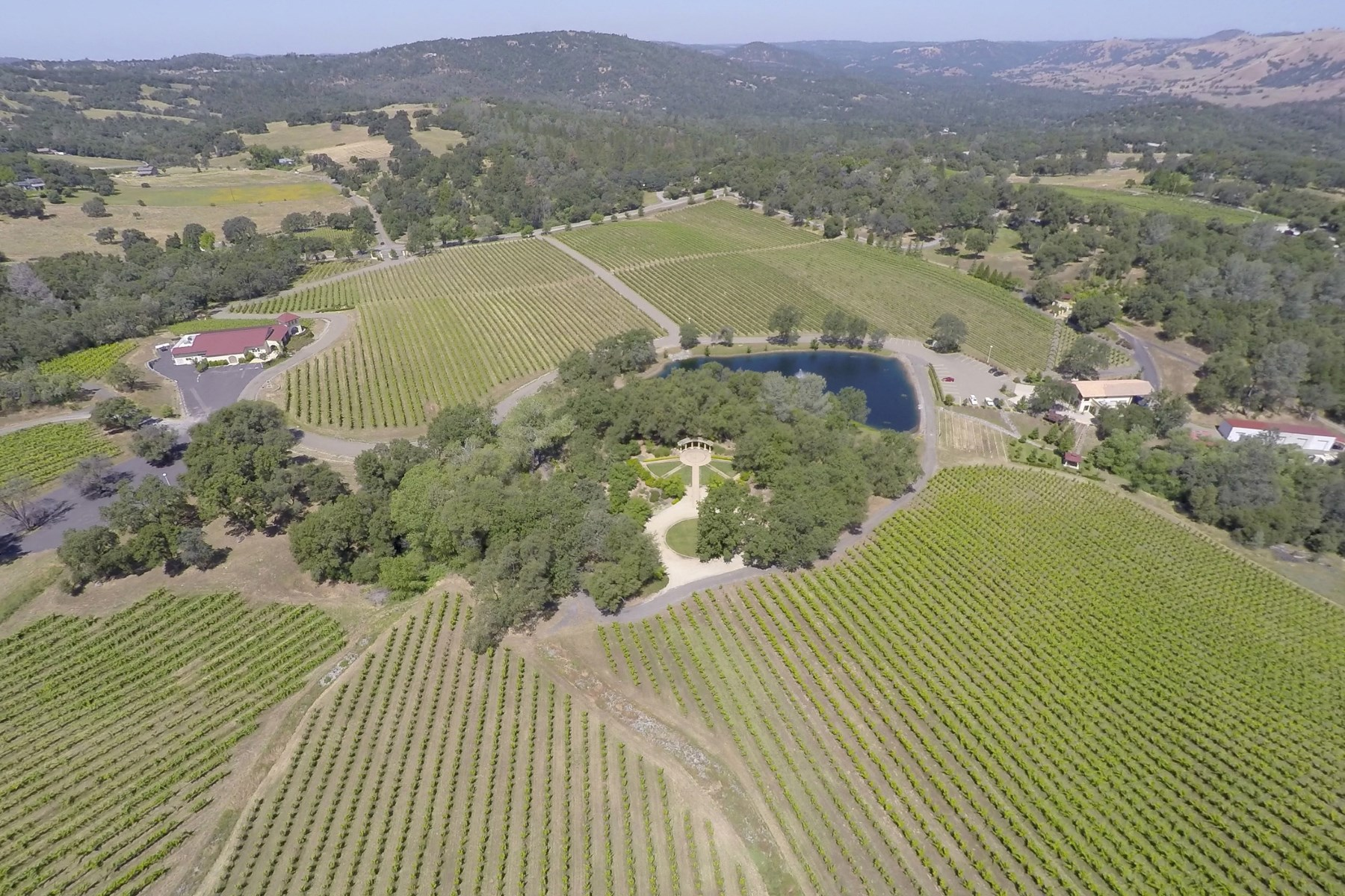 Vineyard for Sale at David Girard Vineyards 741 Cold Springs Rd Placerville, California, 95667 United States