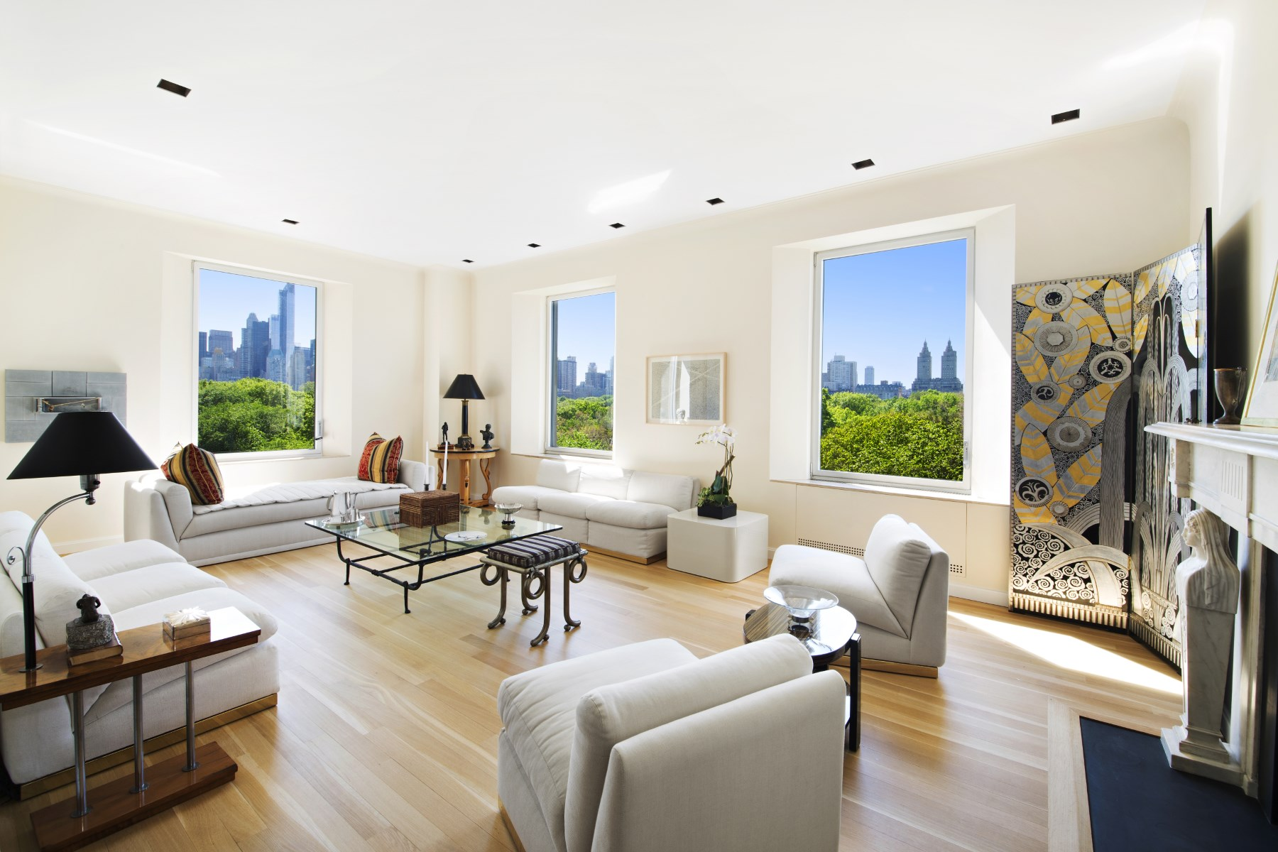 Copropriété pour l Vente à 950 Fifth Avenue 950 Fifth Avenue Fl 7 Upper East Side, New York, New York 10075 États-Unis