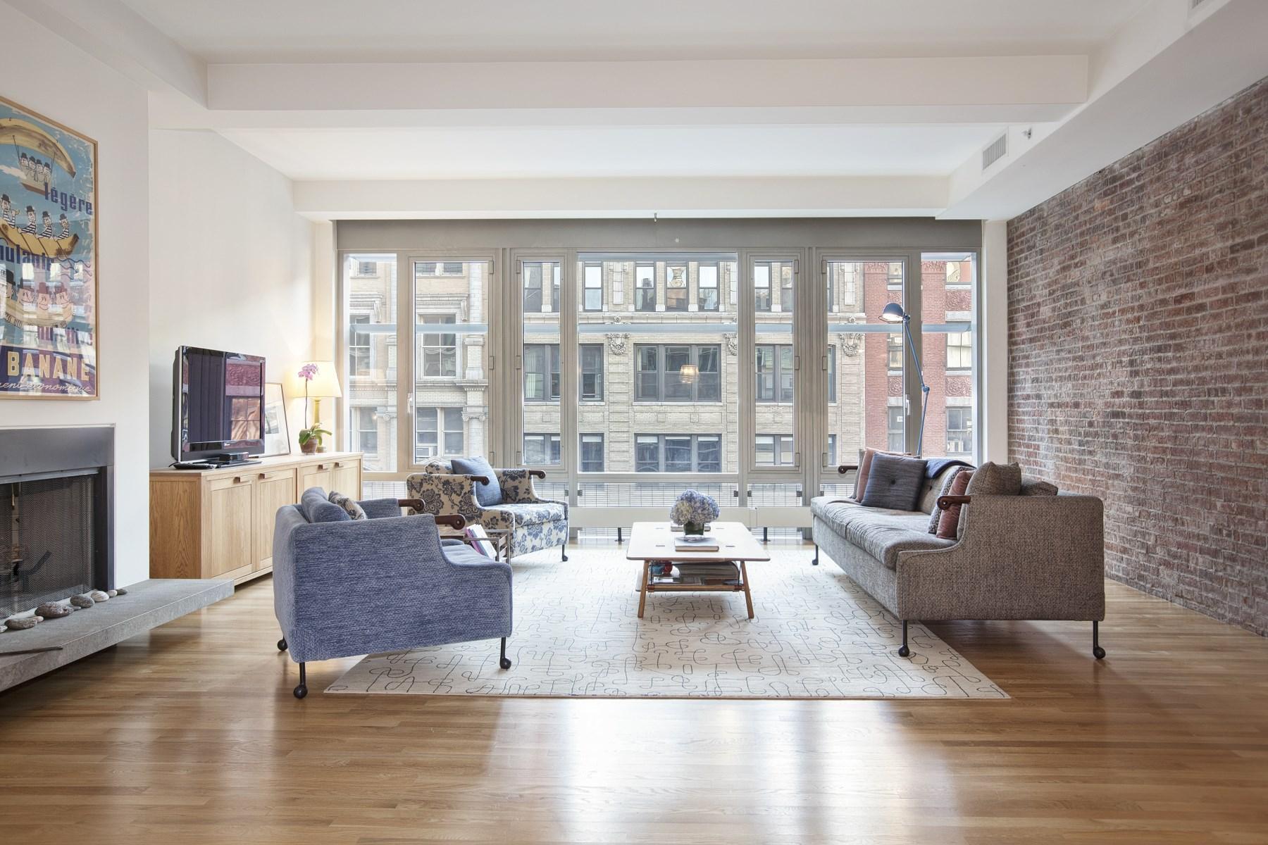 Condominium for Sale at 116 Hudson Street, 5th Floor 116 Hudson Street 5th Floor Tribeca, New York, New York, 10013 United States