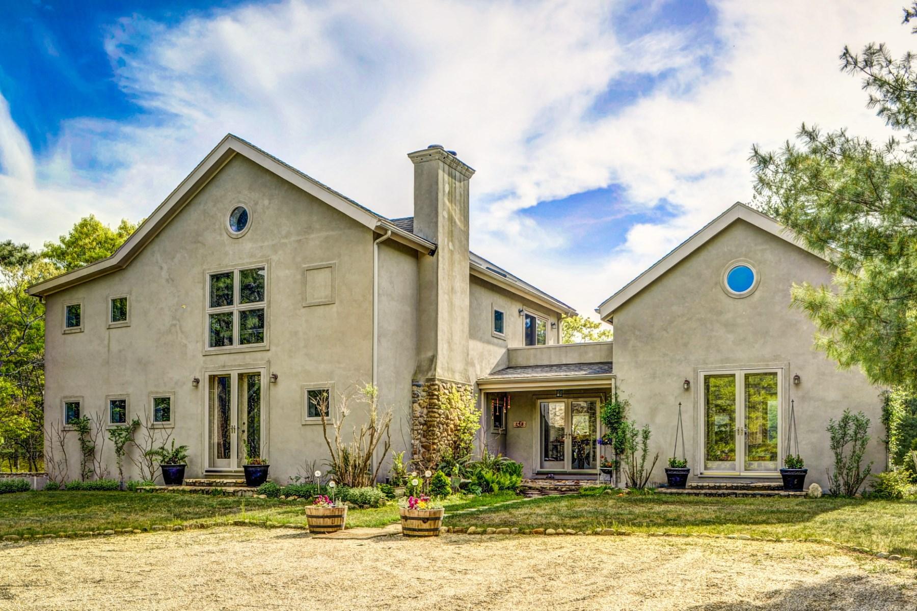 獨棟家庭住宅 為 出售 在 4 Acres, Close Proximity to Beach East Hampton, 紐約州 11937 美國