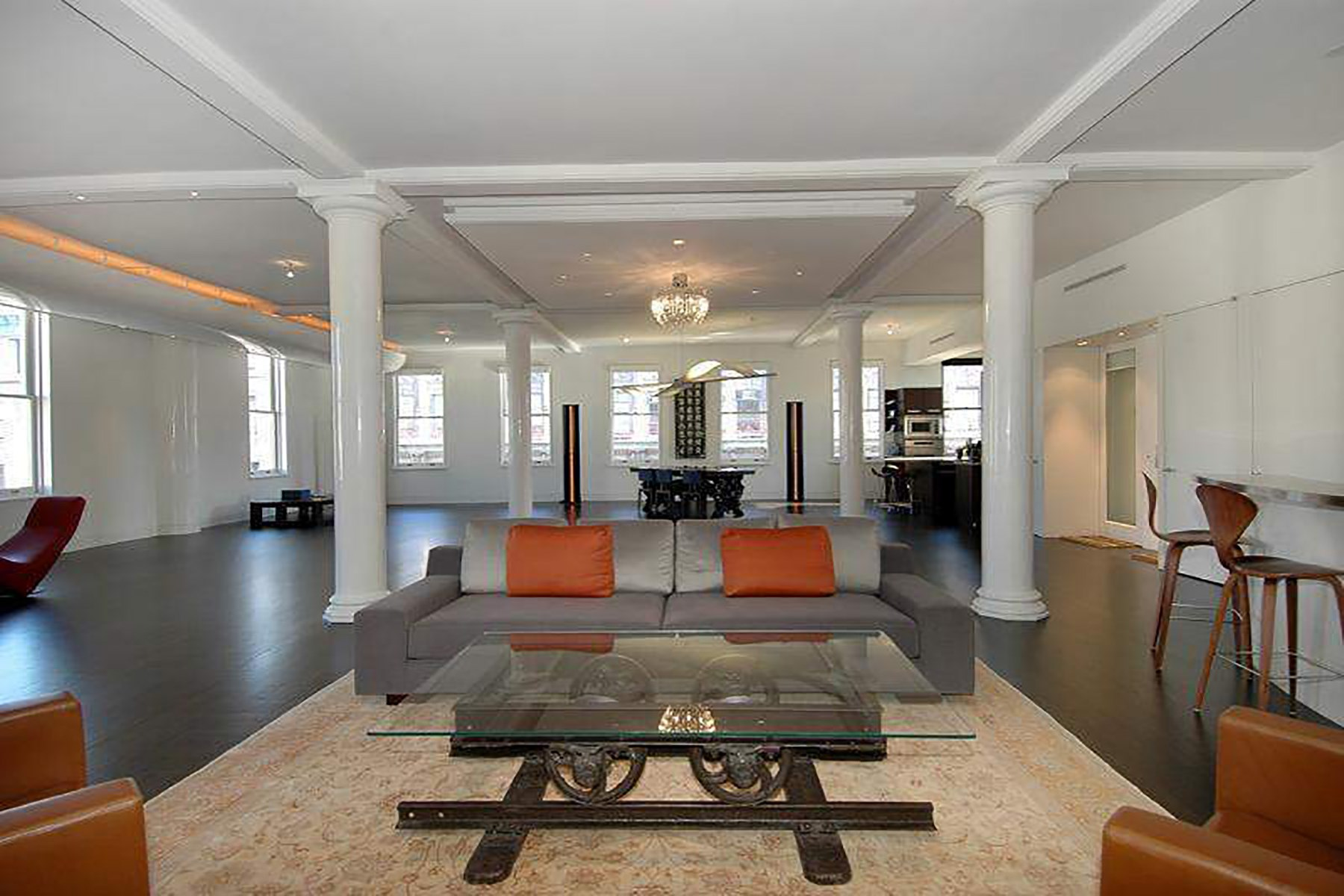 rentals property at Massive Soho Loft - Furnished