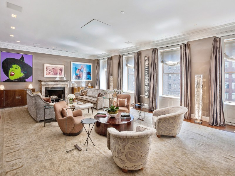 Co-op for Sale at 740 Park Avenue 740 Park Avenue Apt 6/7a Upper East Side, New York, New York, 10021 United States