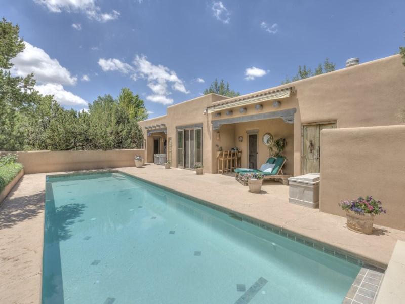 Maison unifamiliale pour l Vente à 2117 Foothills Road Santa Fe City Southeast, Santa Fe, New Mexico 87505 États-Unis