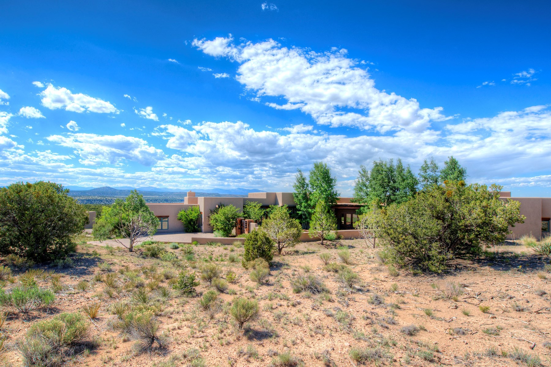 Single Family Home for Sale at 24, 5 & 26 Hacienda Rincon Las Campanas & Los Santeros, Santa Fe, New Mexico 87506 United States