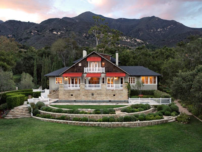 Property For Sale at Montecito Farmhouse