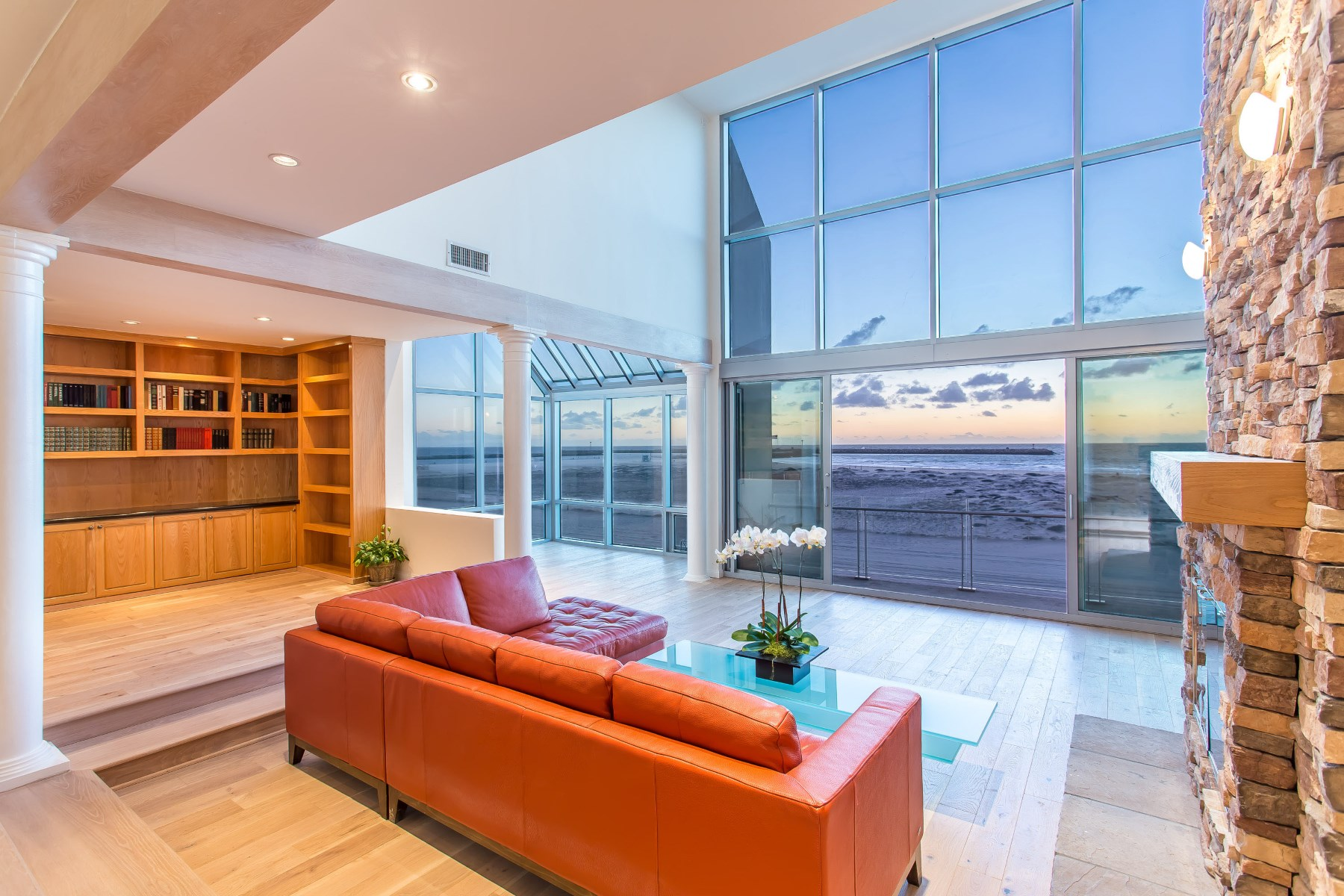sales property at Ocean Front Penthouse