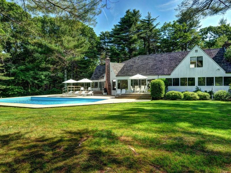 獨棟家庭住宅 為 出售 在 Stunning East Hampton Contemporary East Hampton, 紐約州 11937 美國