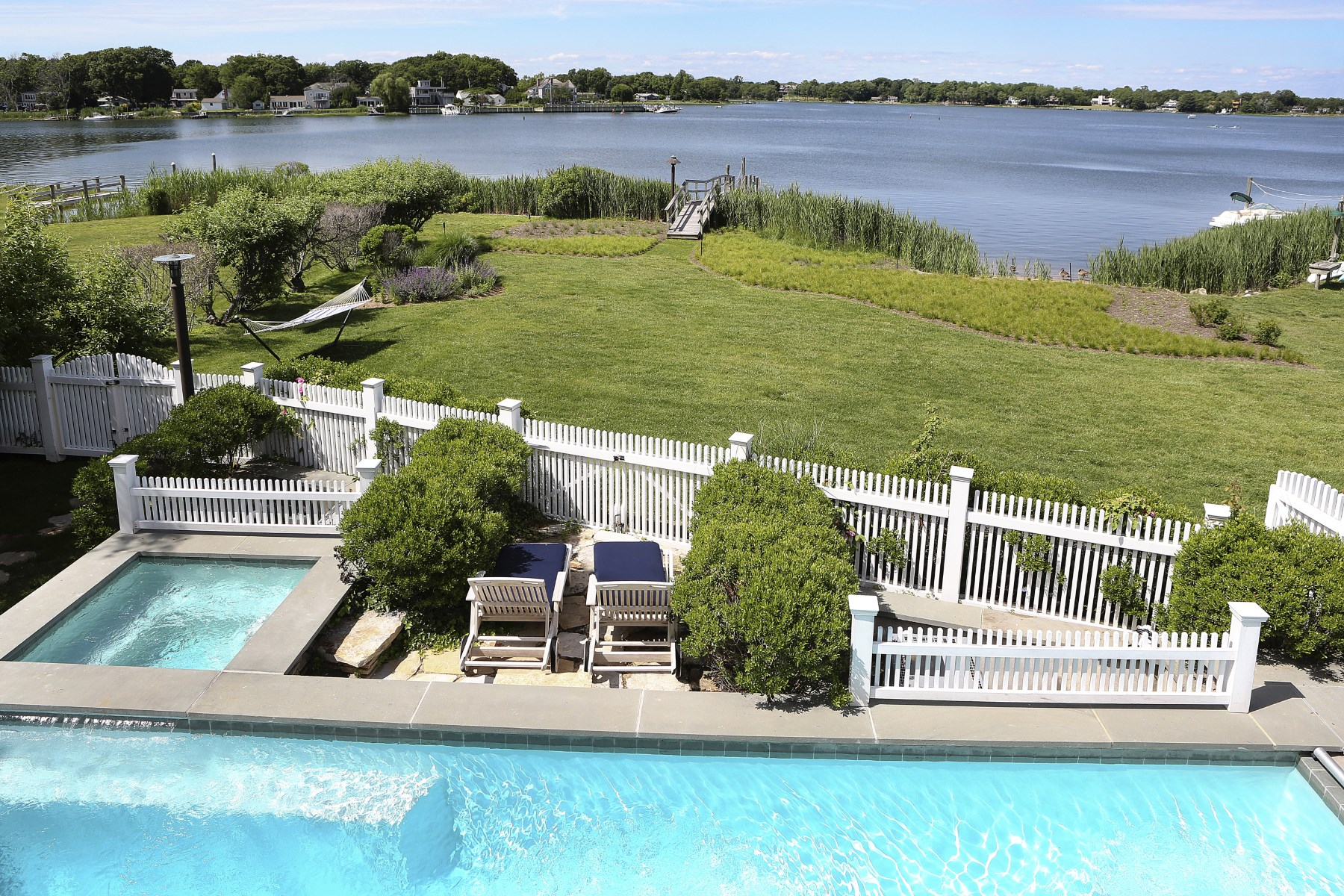 Property Of Stunning Sag Harbor Village Waterfront