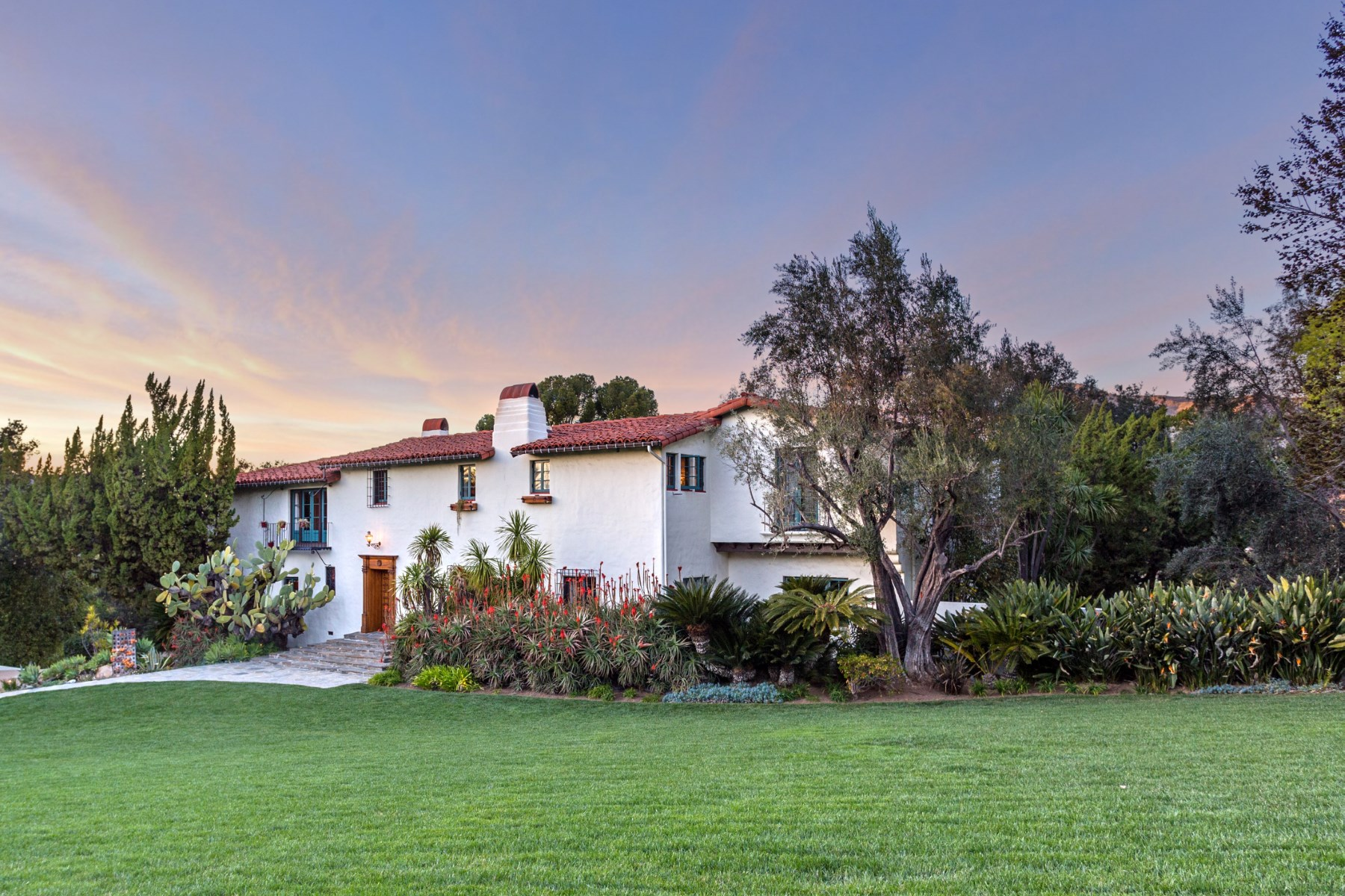 sales property at Spanish Colonial Revival Masterpiece