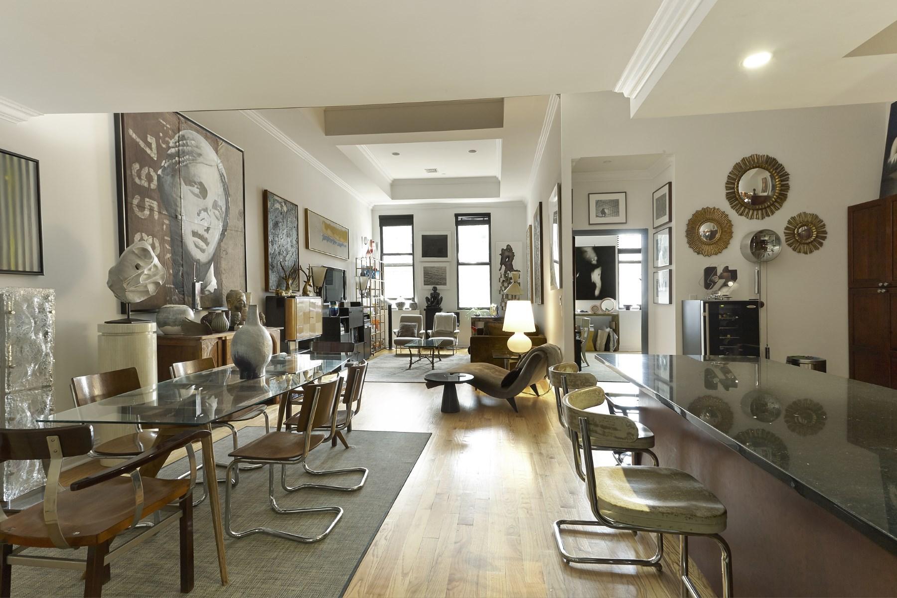 Condominio per Vendita alle ore TriBeCa Loft Condo - 25 Murray Street 25 Murray Street Apt 6a Tribeca, New York, New York 10007 Stati Uniti
