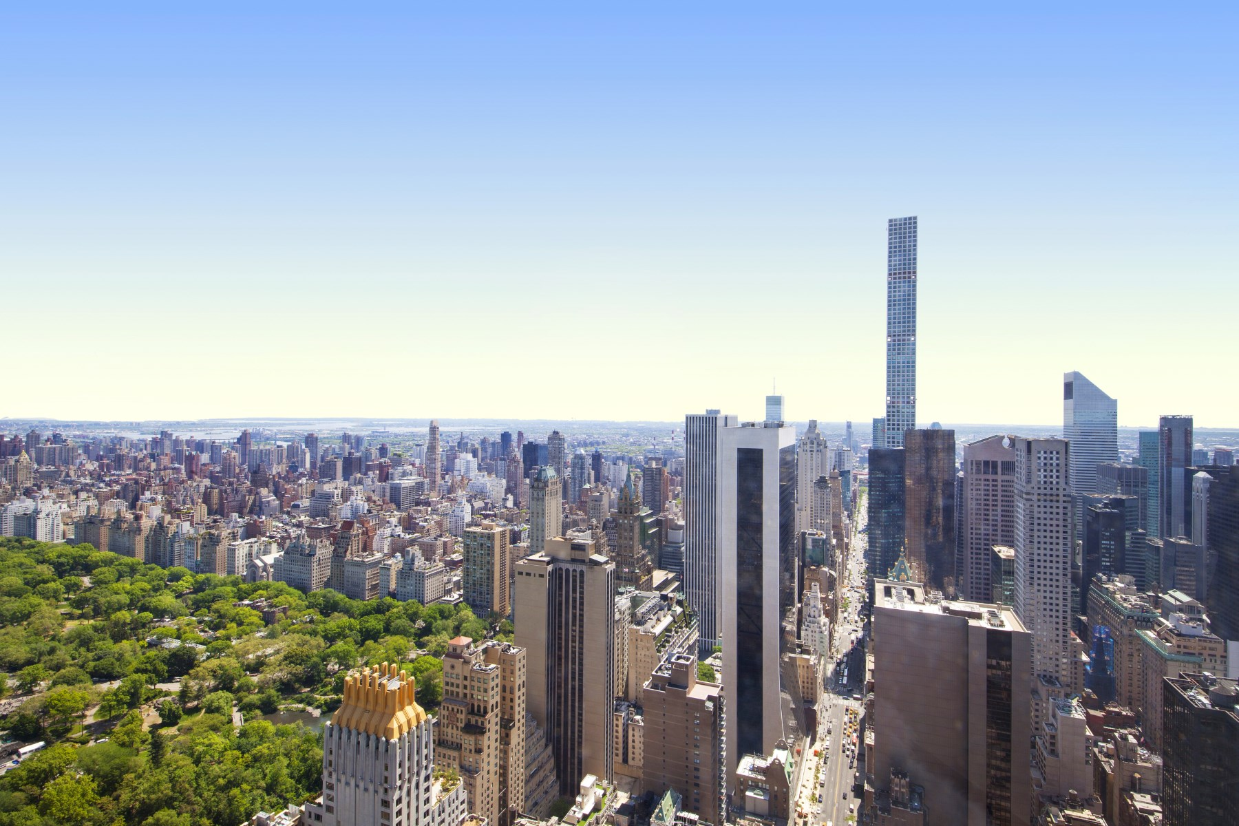 Condominio per Vendita alle ore 146 West 57th Street, PHA 146 West 57th Street PHA New York, New York, 10019 Stati Uniti