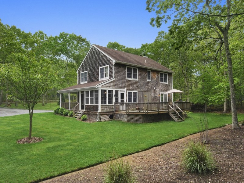 Property Of Picturesque Amagansett Traditional