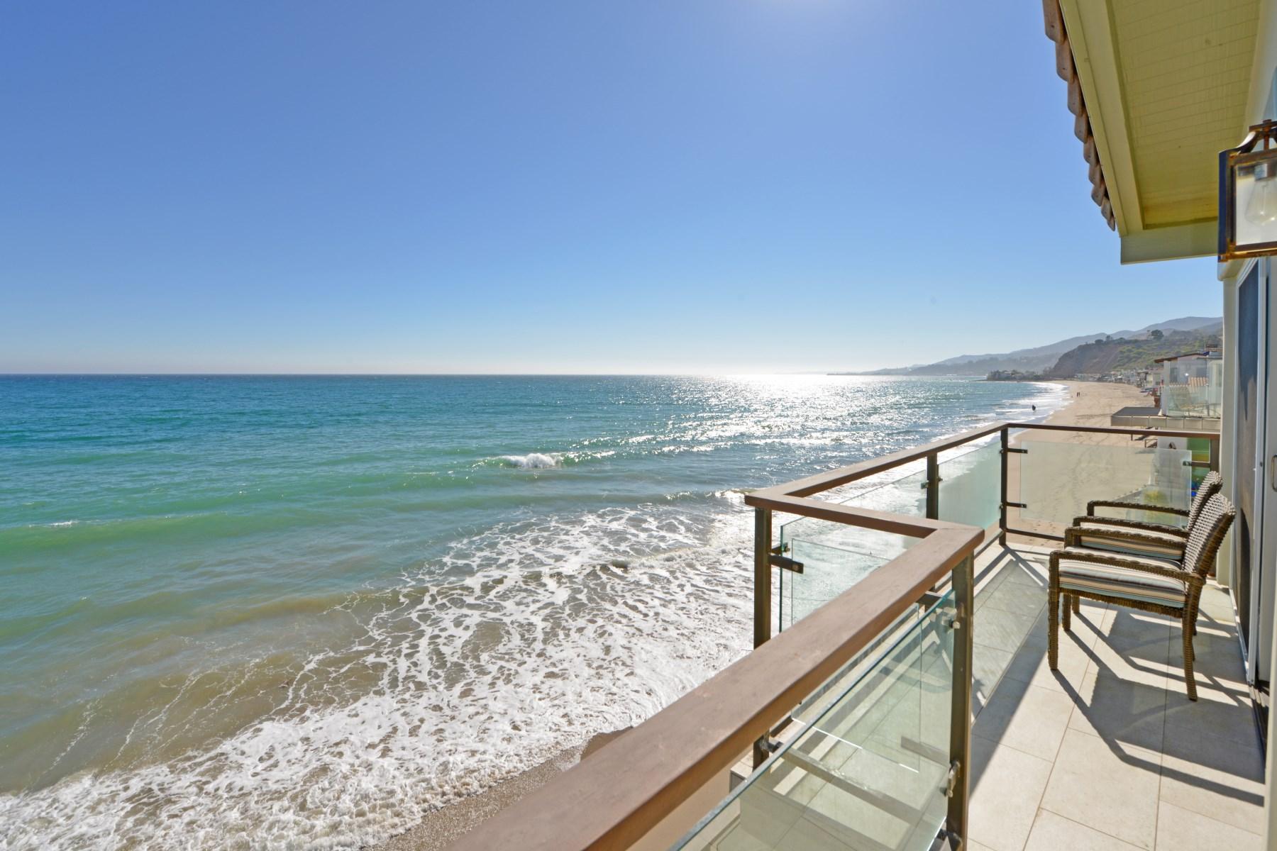 Villa per Vendita alle ore Beautiful La Costa Beach 21332 Pacific Coast Hwy Malibu, California, 90265 Stati Uniti