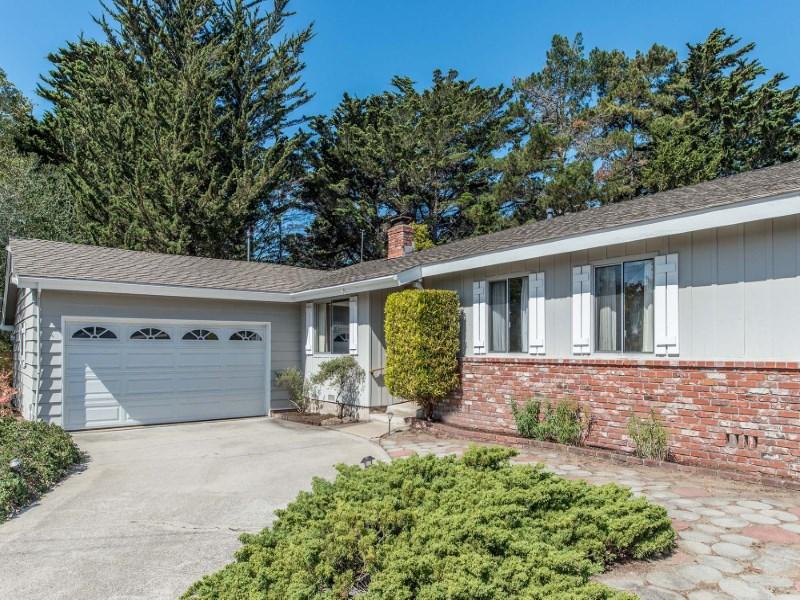 Single Family Home for Sale at Carmel Cutie 26010 Via Portola Carmel, California 93923 United States