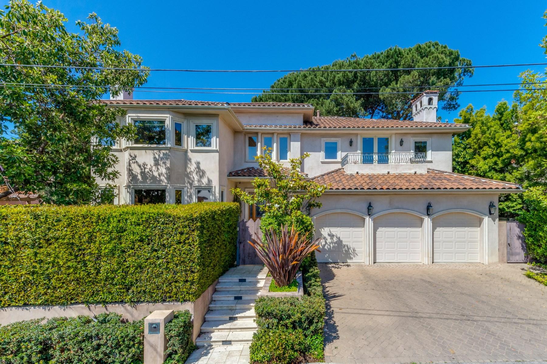 Vivienda unifamiliar por un Venta en Appian Way in Hollywood Hills 8787 Appian Way Hollywood Hills, Los Angeles, California 90046 Estados Unidos