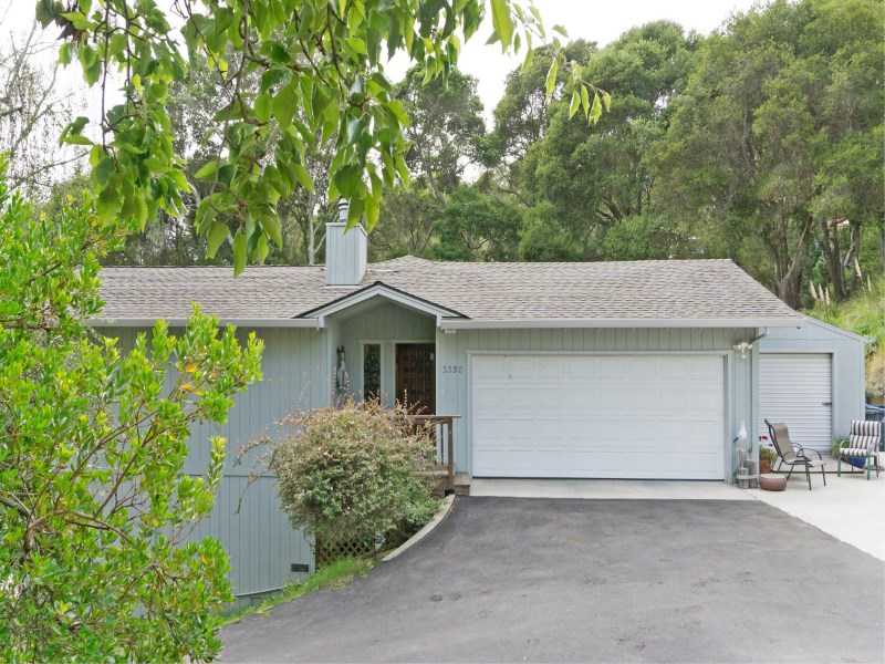 Single Family Home for Sale at Desirable Home Centrally Located 3330 Vienna Drive Aptos, California 95003 United States