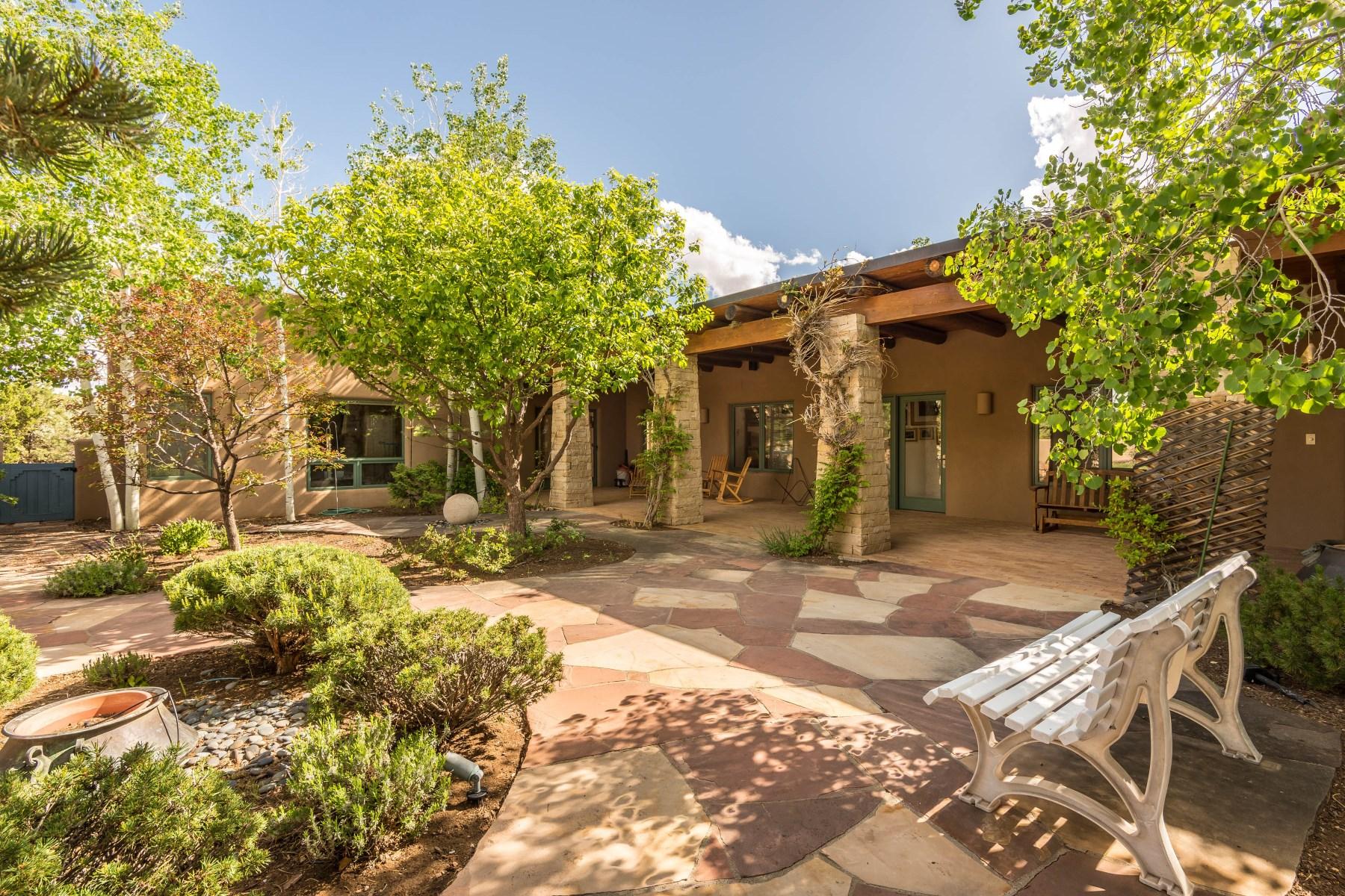 Single Family Home for Sale at 3 Sierra Rosa Loop Las Campanas & Los Santeros, Santa Fe, New Mexico, 87506 United States
