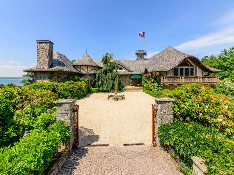 Single Family Home for Sale at Angel View 6 Bay View Court Sag Harbor, New York 11963 United States