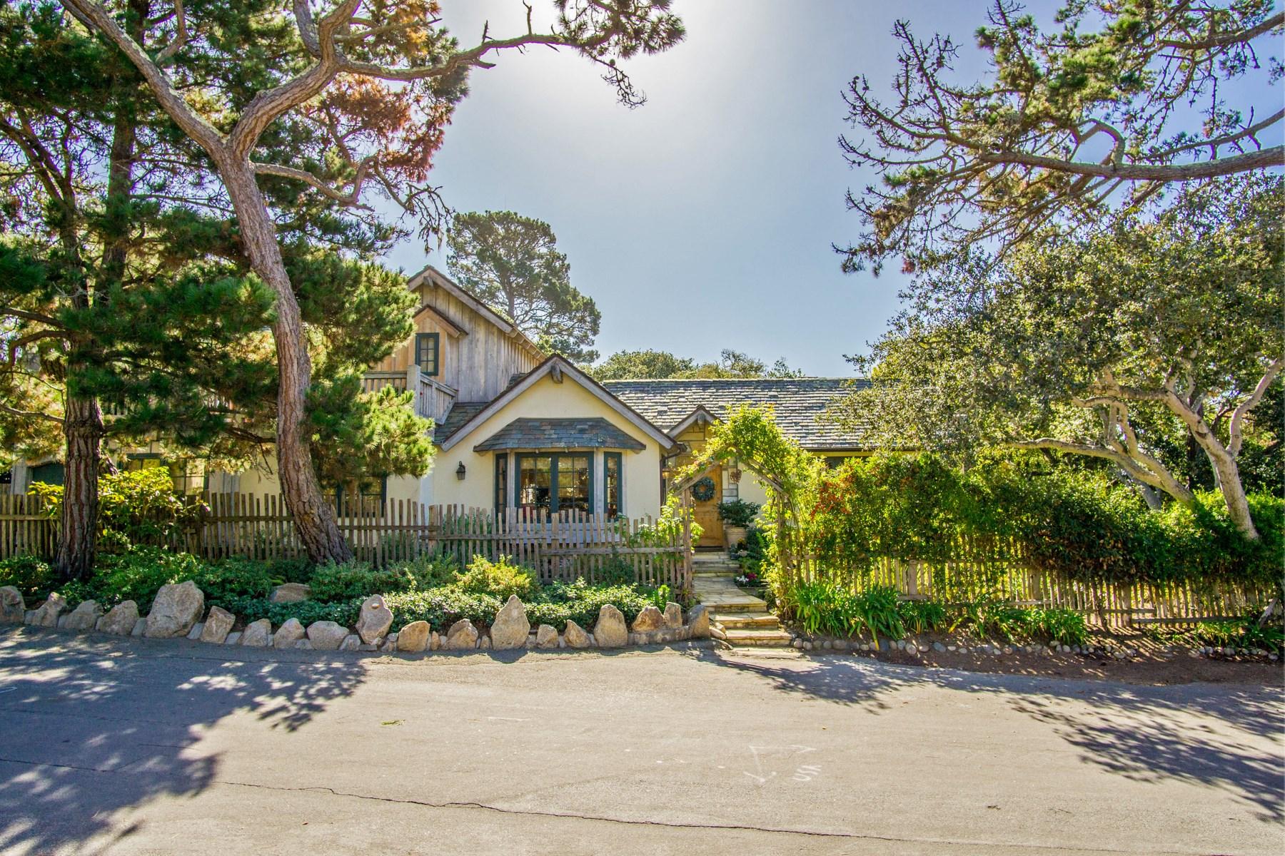 Maison unifamiliale pour l Vente à Premiere Carmel Location Monte Verde & 11th, Se Corner Carmel By The Sea, Californie 93921 États-Unis