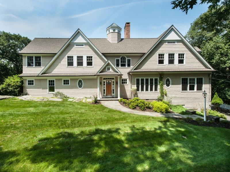 Single Family Home for Sale at Bible Street 192 Bible Street Cos Cob, Connecticut 06807 United States