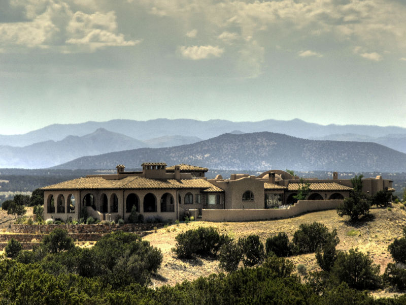 Single Family Home for Sale at 16 Hacienda Rincon Santa Fe, New Mexico, 87506 United States