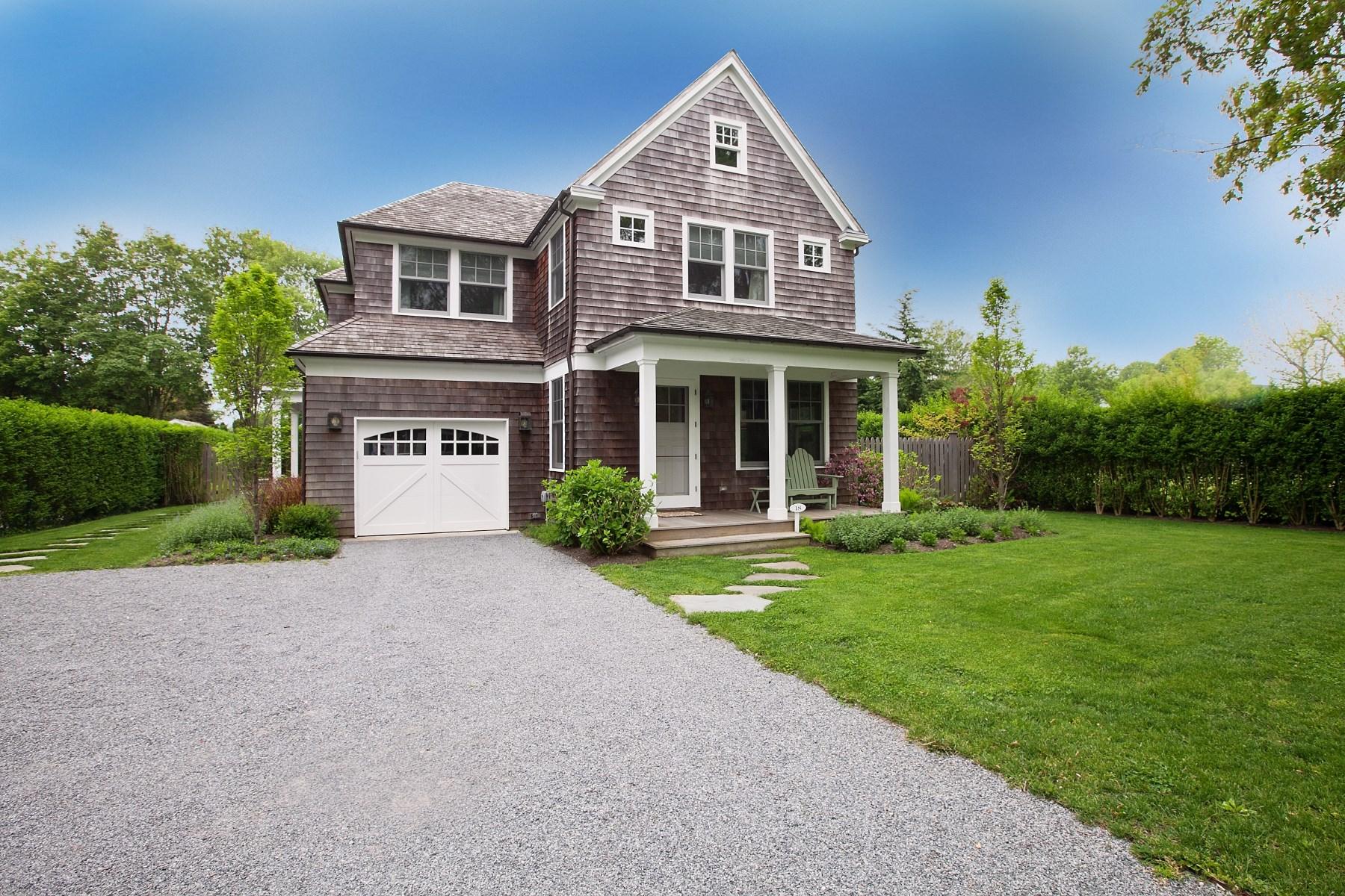 Single Family Home for Sale at Amagansett Lanes Amagansett, New York 11930 United States