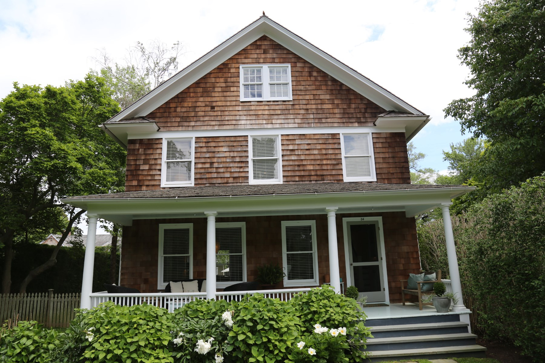 Single Family Home for Rent at Charming East Hampton Village East Hampton, New York, 11937 United States