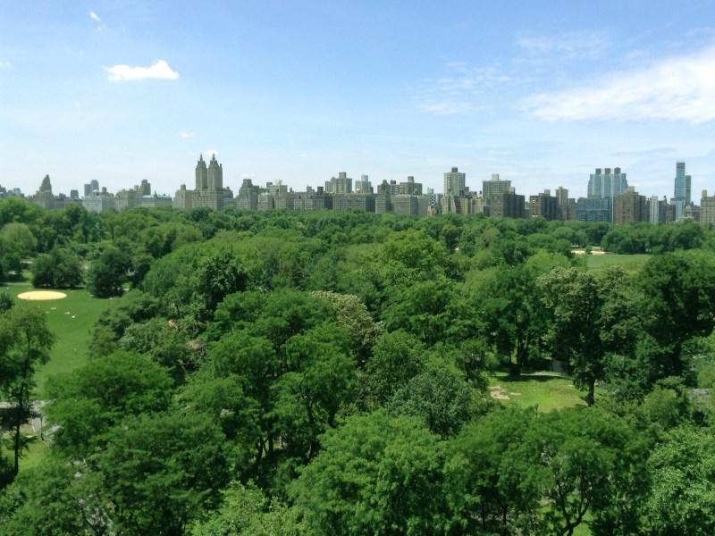 Kat Mülkiyeti için Satış at Contemporary With Central Park Views 1200 Fifth Avenue Apt 14n Upper East Side, New York, New York 10021 Amerika Birleşik Devletleri