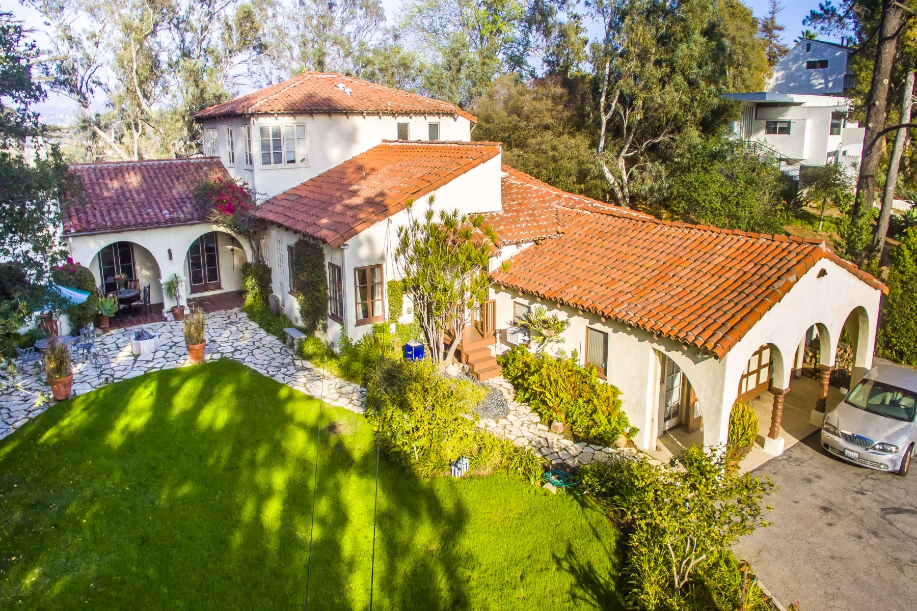 sales property at Silver Lake Spanish Estate Original