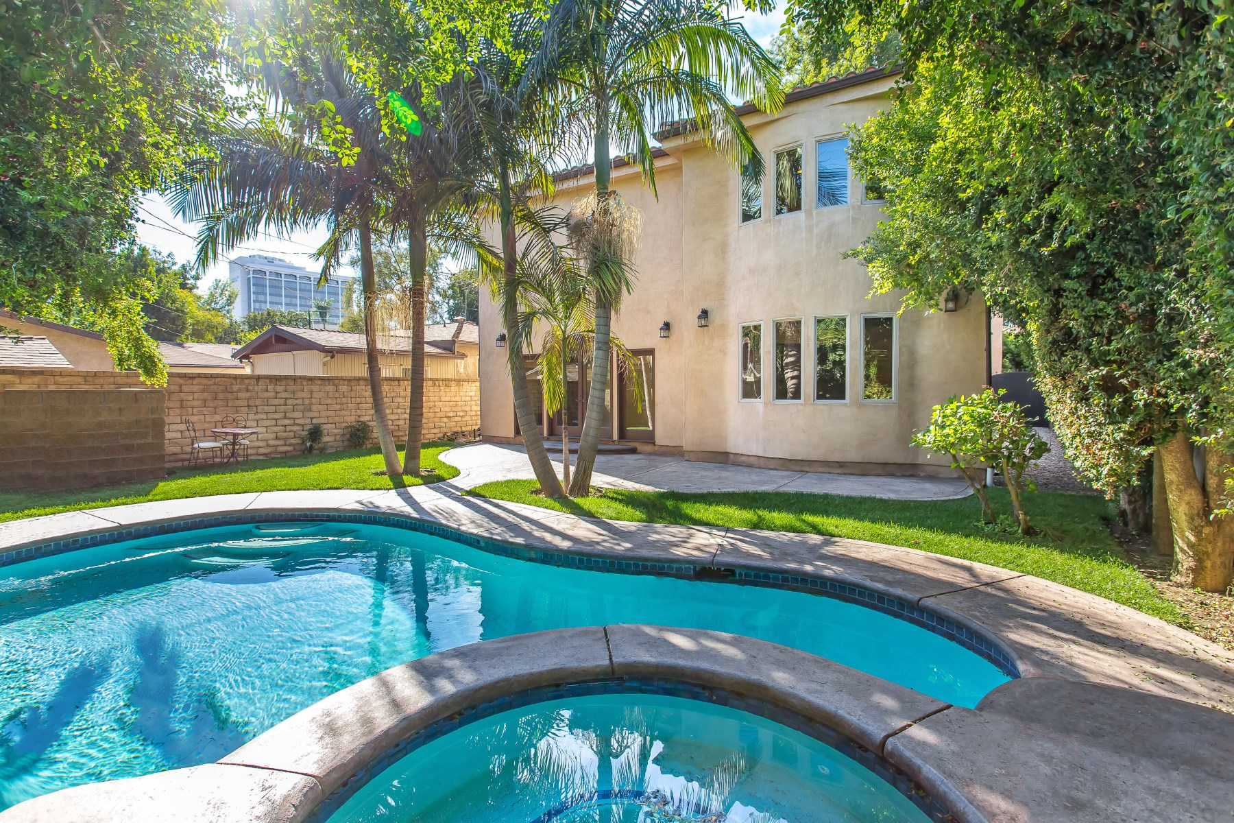 Property For Sale at Stunning Mediterranean in Sherman Oaks