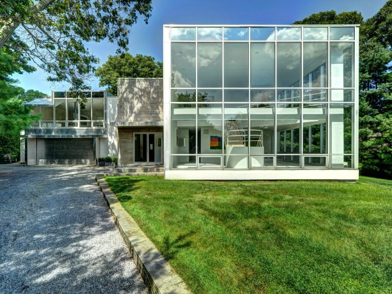 Casa para uma família para Venda às Modern Living East Hampton, Nova York 11937 Estados Unidos