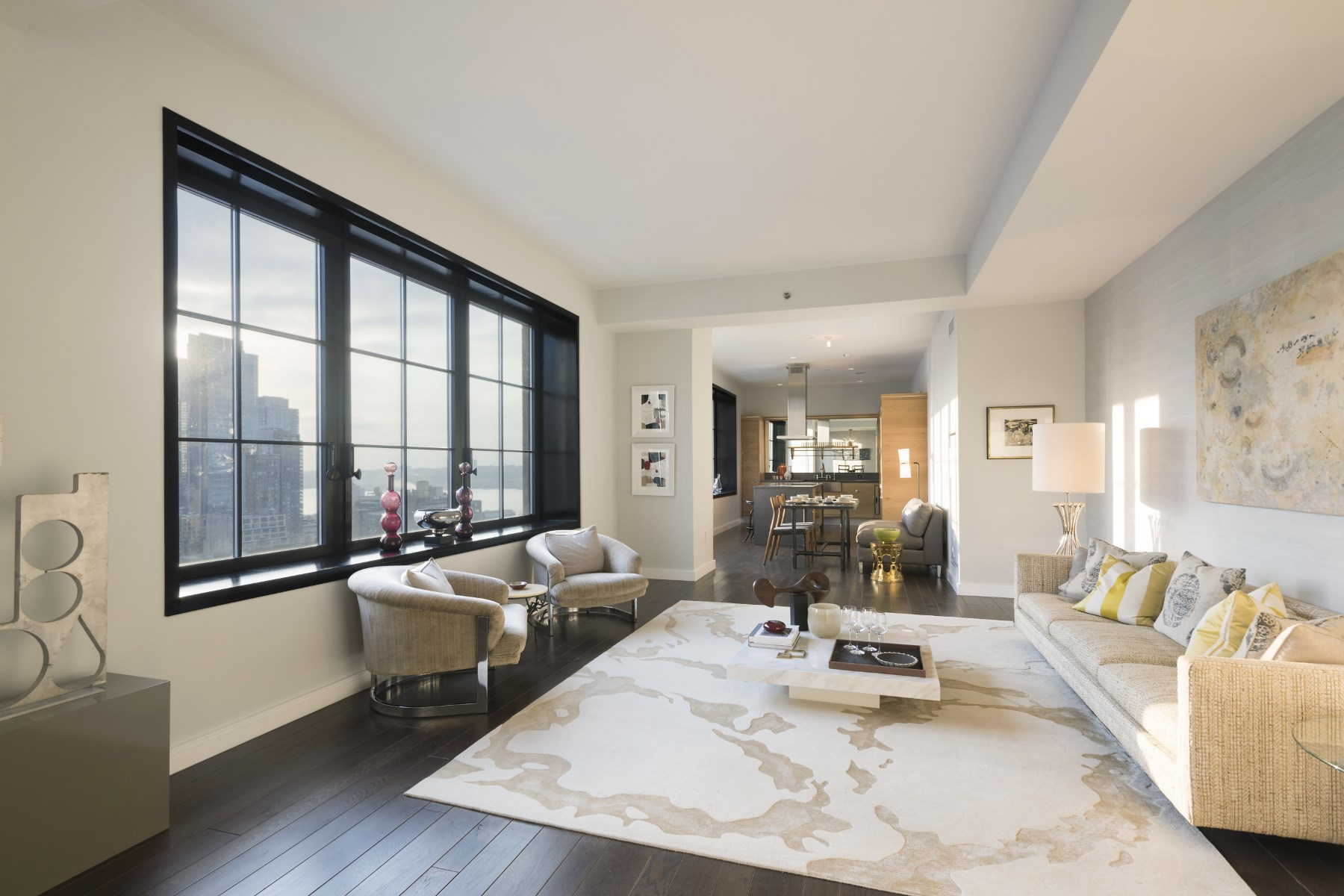 Condominio per Vendita alle ore 425 West 50th Street, PH A 425 West 50th Street PH A New York, New York, 10019 Stati Uniti