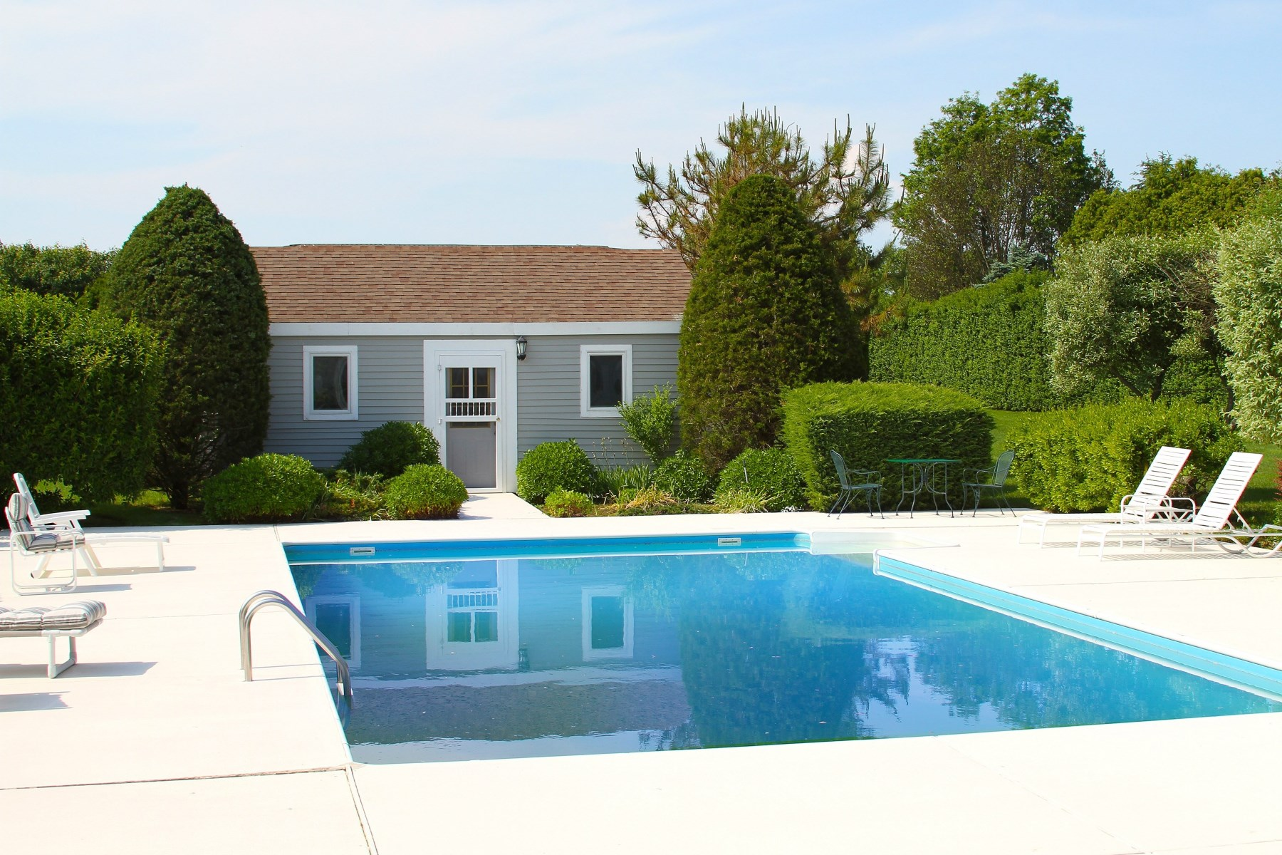 Property Of Southampton Village - Pool and Tennis