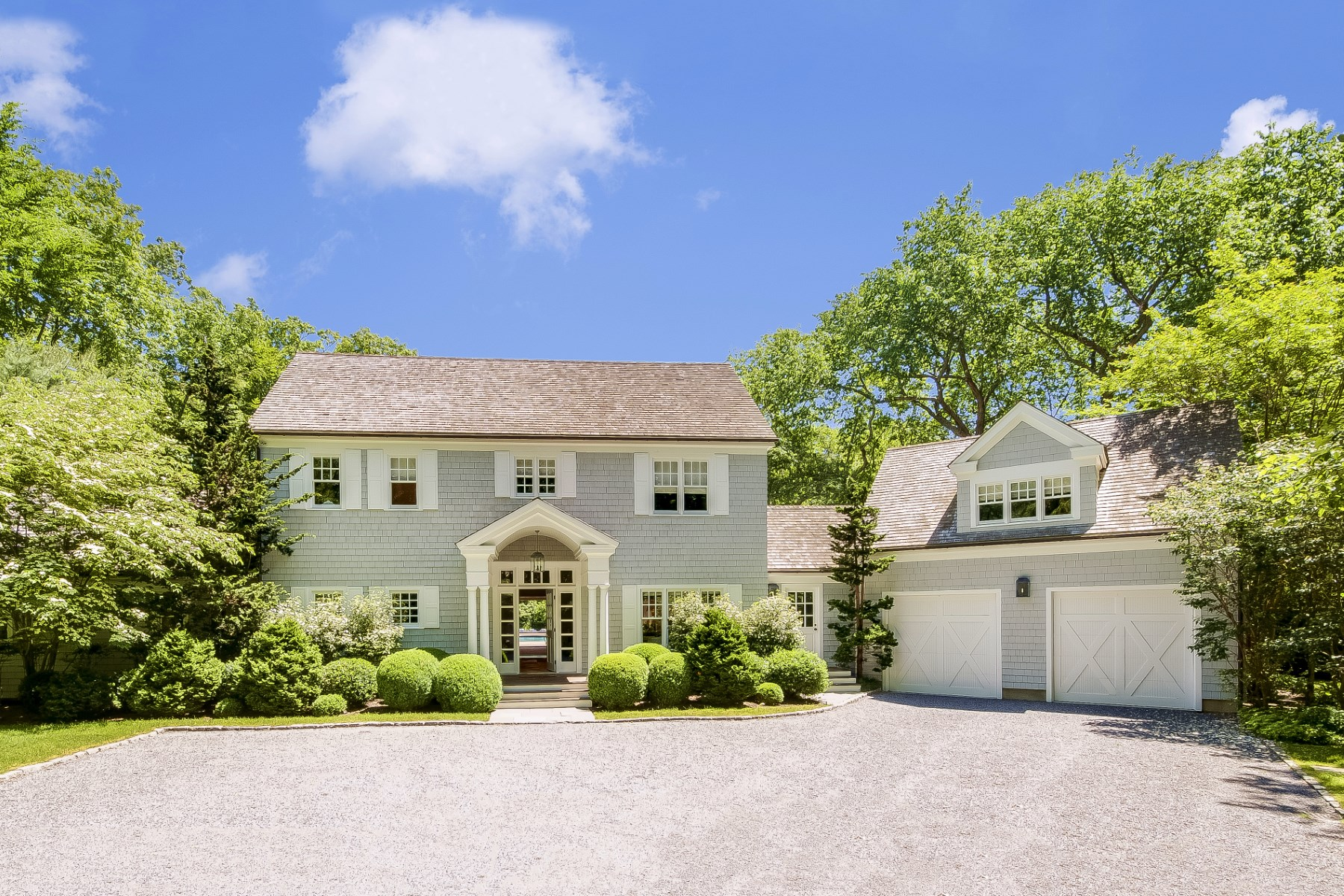 Property Of Rare East Hampton Offering with Tennis