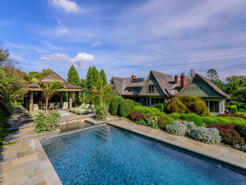 Single Family Home for Sale at Exceptional Further Lane Estate East Hampton Village, East Hampton, New York 11937 United States