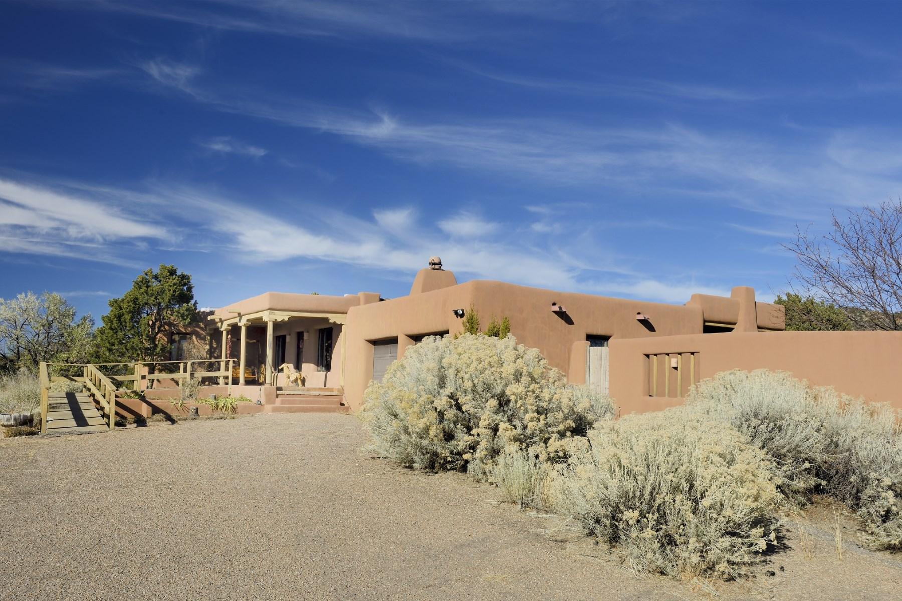 Villa per Vendita alle ore 442 Old Las Vegas Santa Fe, Nuovo Messico 87505 Stati Uniti