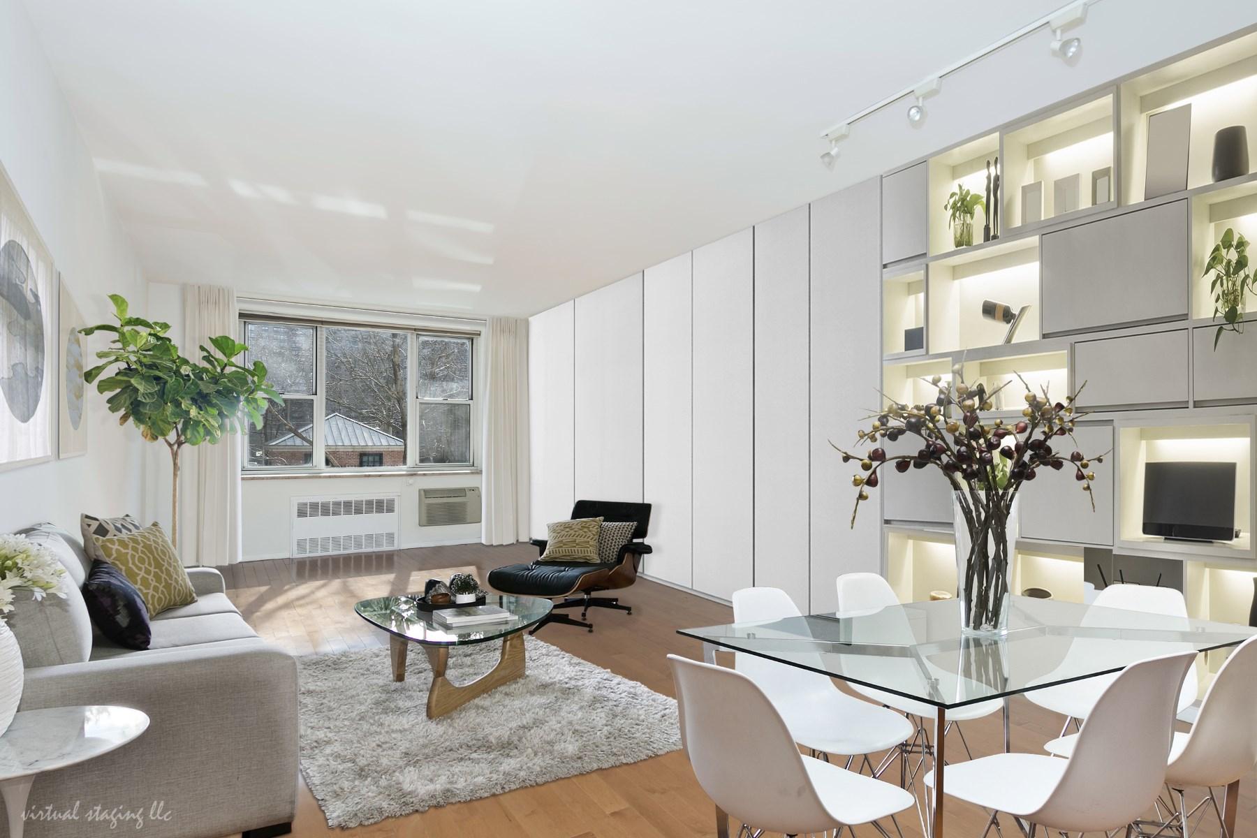 合作公寓 为 销售 在 235 West 70th Street 235 West 70th Street Apt 1F 纽约, 纽约州, 10023 美国