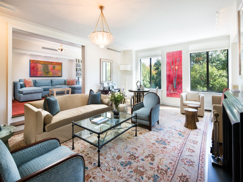 Cooperativa por un Venta en The Majestic 115 Central Park West Apt 5d Upper West Side, New York, Nueva York 10023 Estados Unidos