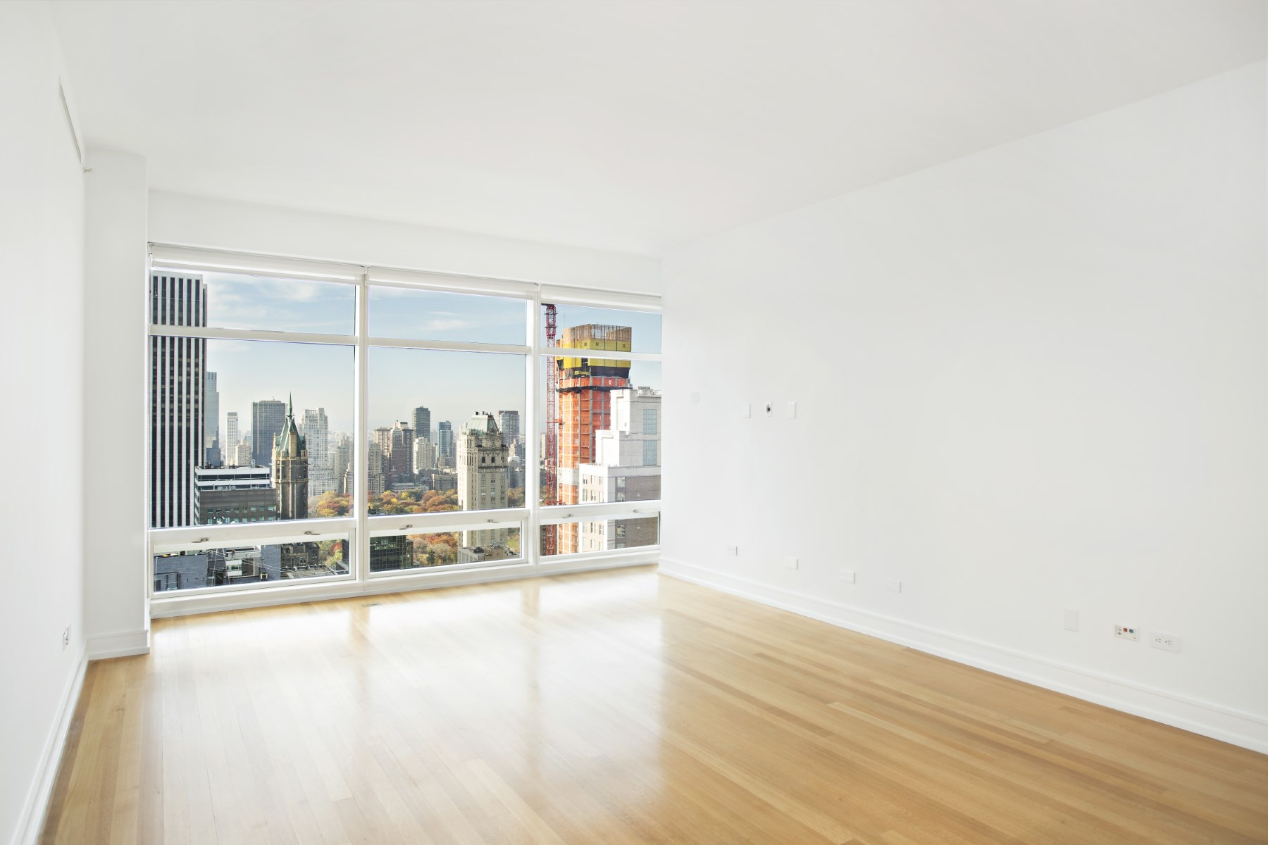 Condominium for Rent at One Beacon Court 151 East 58th Street Apt 35F Upper East Side, New York, New York, 10022 United States