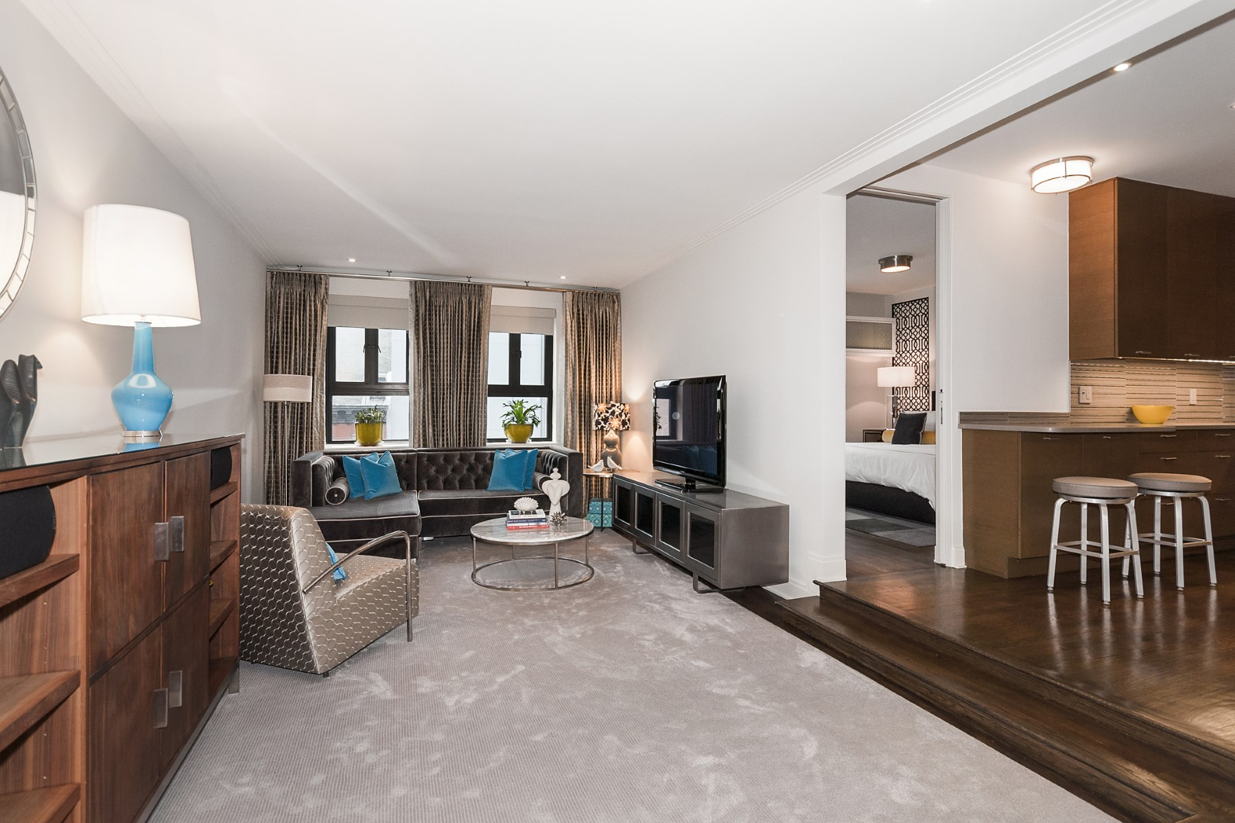 Кооперативная квартира для того Продажа на 255 West 23rd Street, Apt 5HW 255 West 23rd Street Apt 5HW Chelsea, New York, Нью-Йорк, 10011 Соединенные Штаты