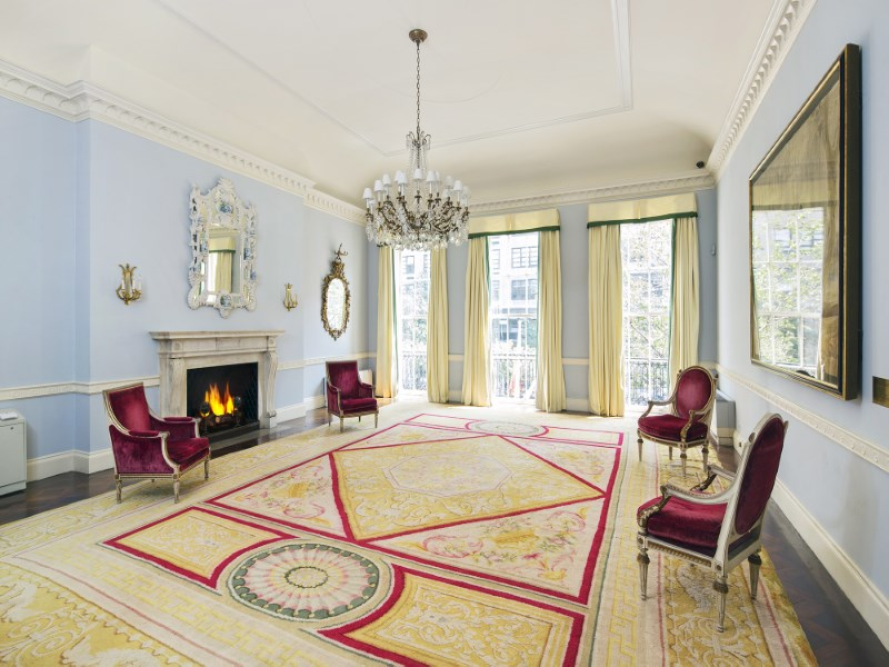 Maison unifamiliale pour l Vente à 684 Park Avenue Upper East Side, New York, New York 10065 États-Unis