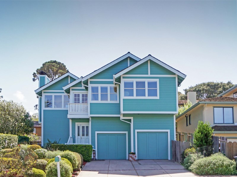 Single Family Home for Sale at Crown Jewel on Jewell Avenue 1015 Jewell Ave Pacific Grove, California 93950 United States