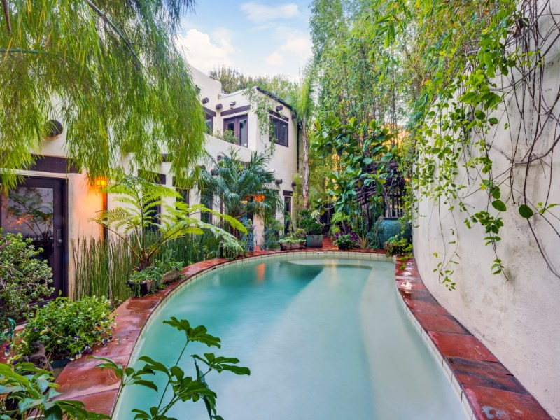 Property For Sale at Hollywood Hills Celebrity Hide-a-way