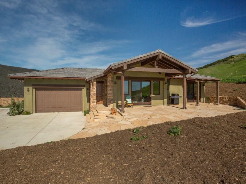 Maison unifamiliale pour l Vente à Ocean View Ranch 118 Hollister Ranch 1/4 Parthership Gaviota, Californie 93117 États-Unis