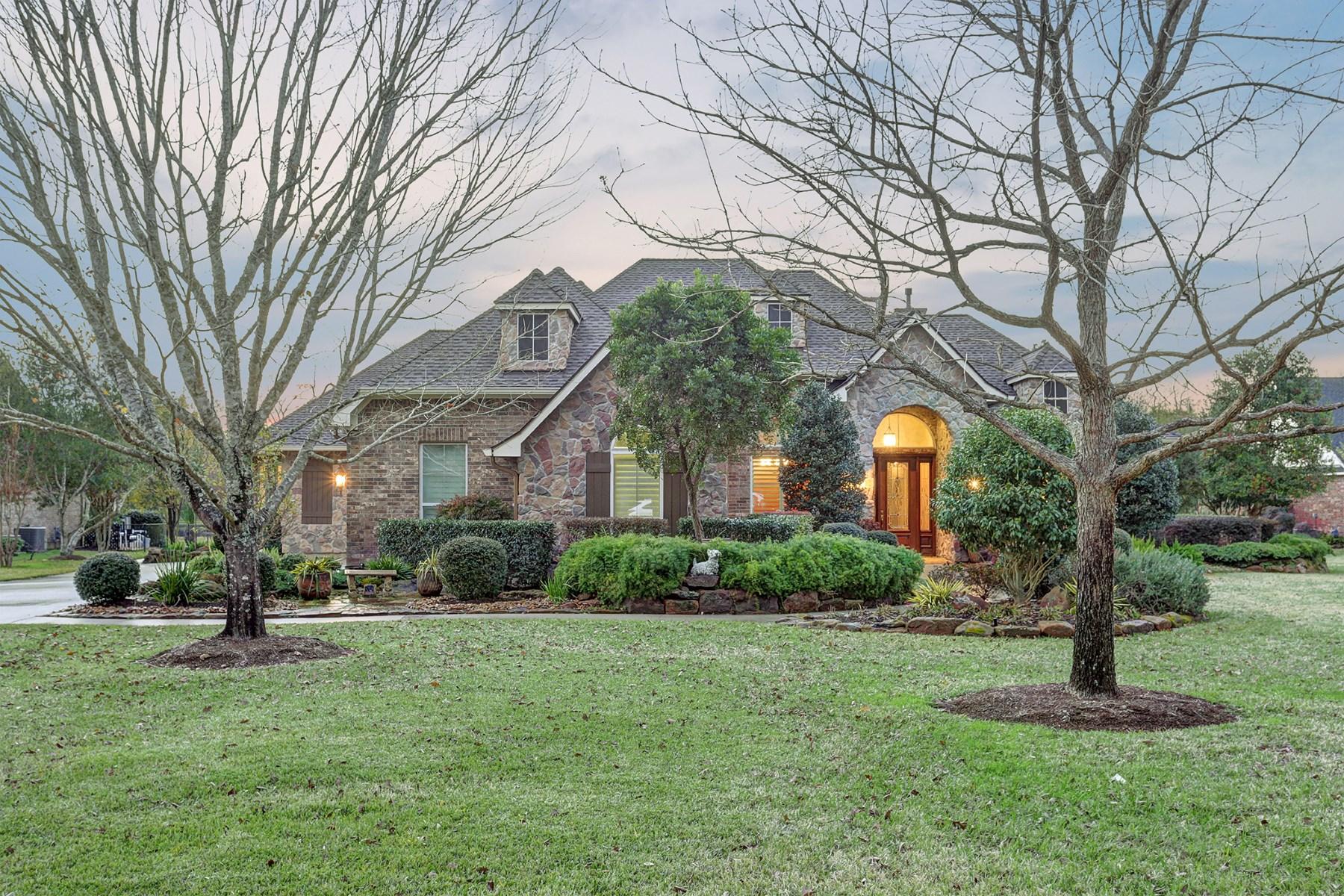Land für Verkauf beim 37027 Anglers Way Pinehurst, Texas 77362 Vereinigte Staaten