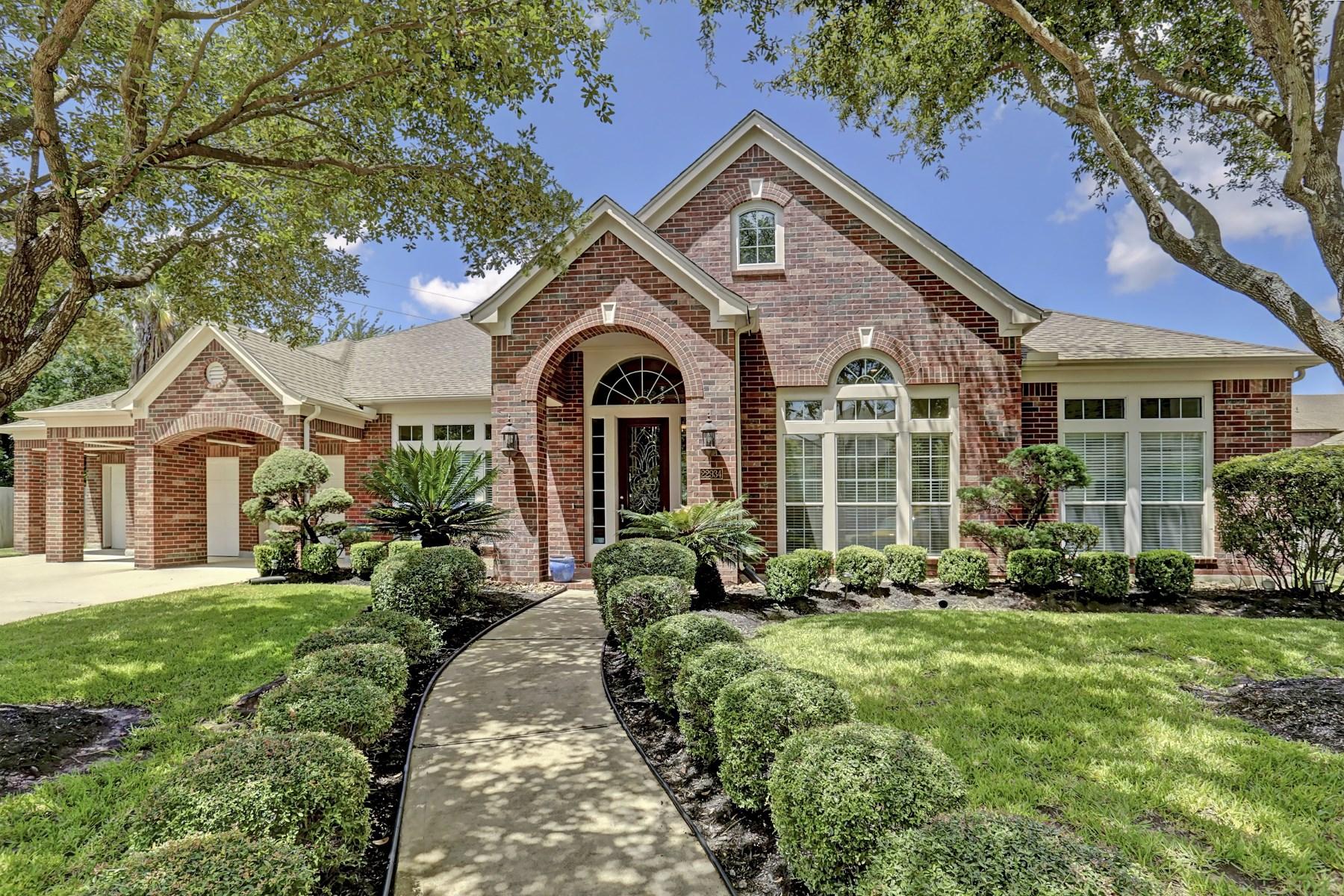 Casa Unifamiliar por un Venta en 22934 Roberts Run Lane Katy, Texas 77494 Estados Unidos