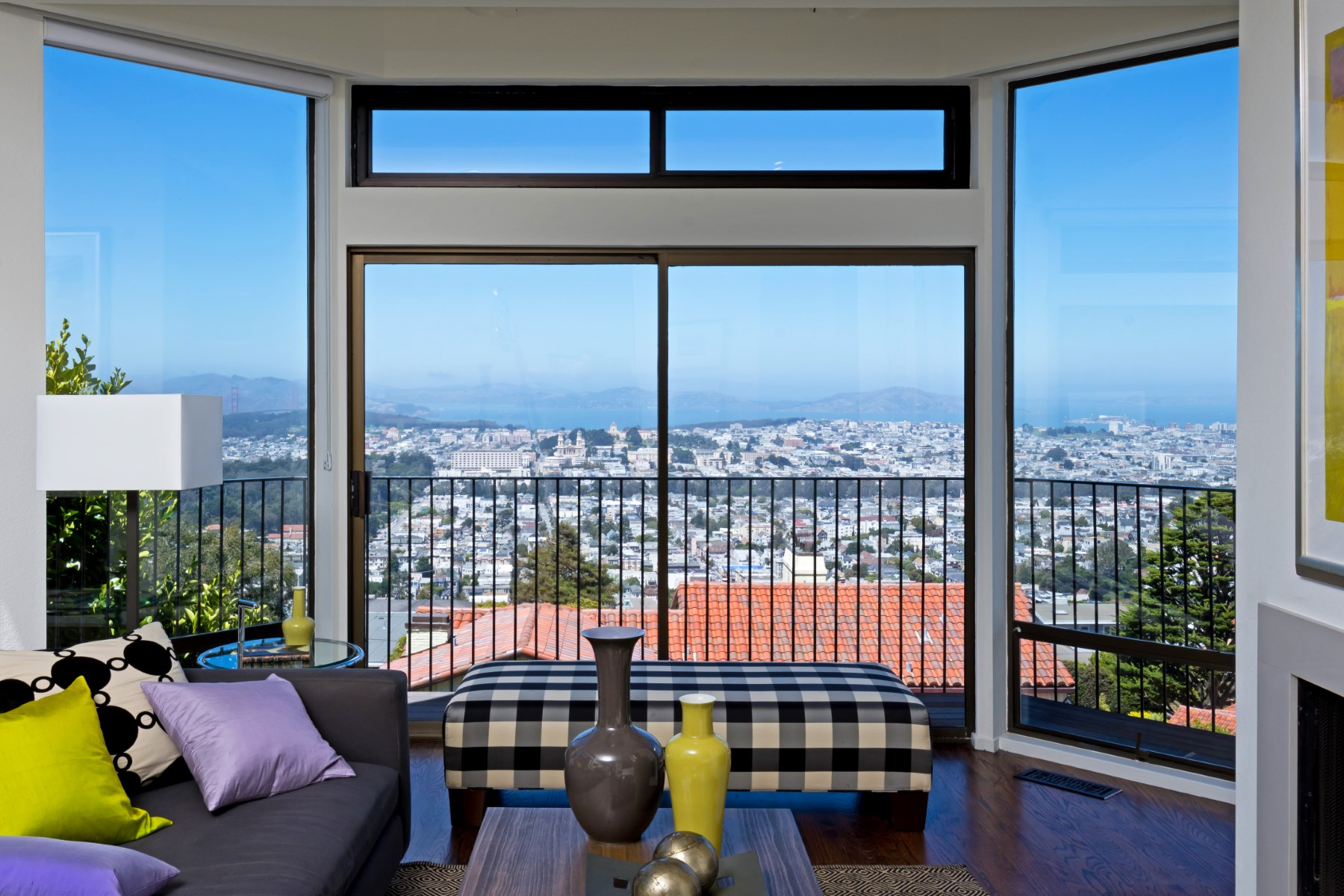 Single Family Home for Sale at San Francisco's Finest Views 85 Saint Germain Ave Twin Peaks, San Francisco, California, 94114 United States